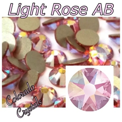 Light Rose AB 12ss 2088