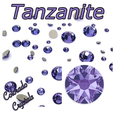 Tanzanite 9ss 2058