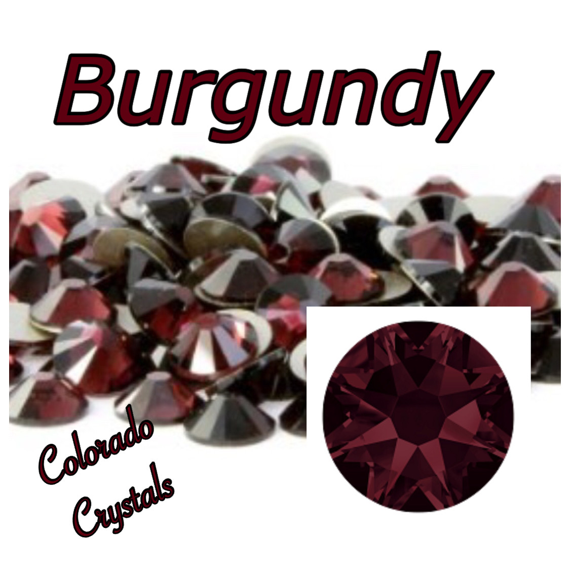 Burgundy 9ss 2058 Limited