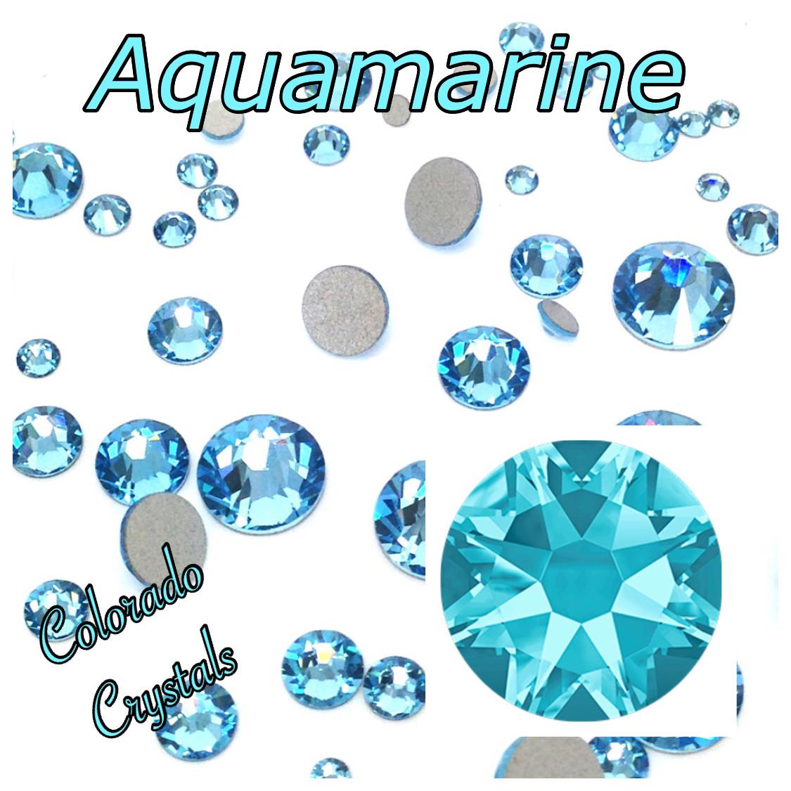 Aqua 34ss (Aquamarine) 2088 Limited