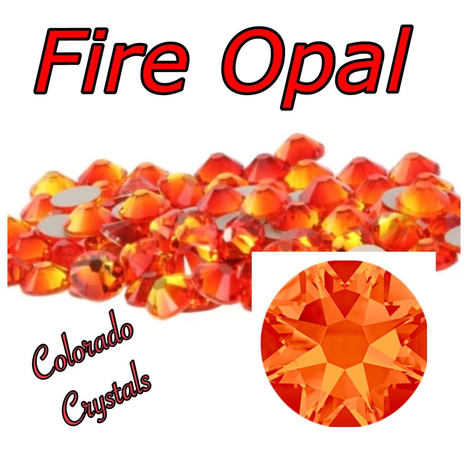 Fire Opal 34ss 2088 Limited