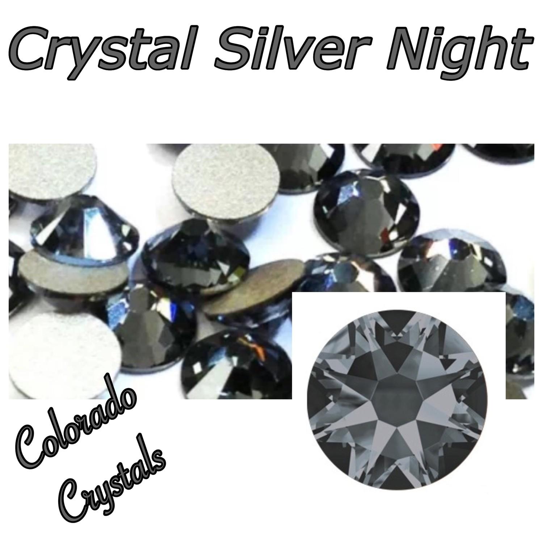 Silver Night (Crystal) 16ss 2088 Swarovski