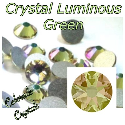 Luminous Green (Crystal) 34ss 2088