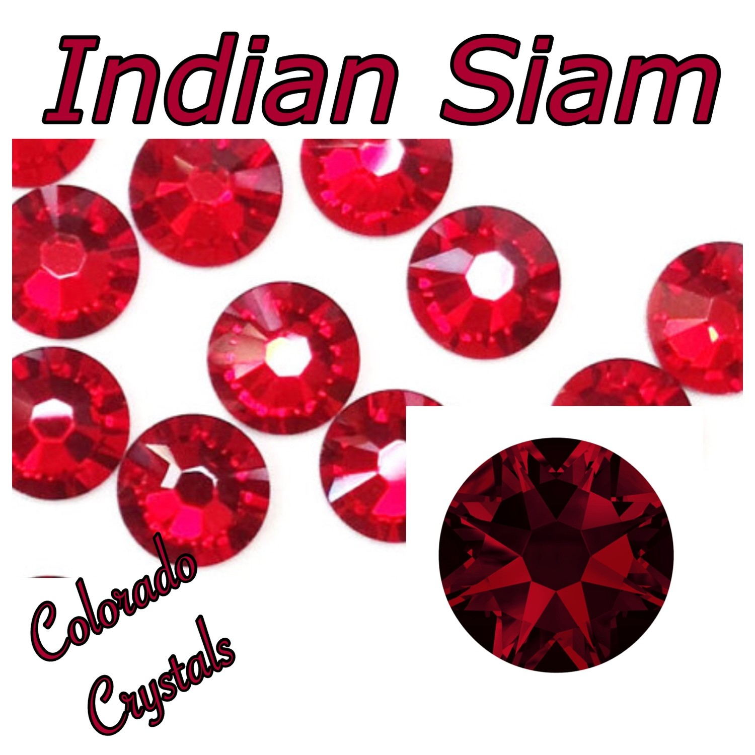 Indian Siam 7ss 2058