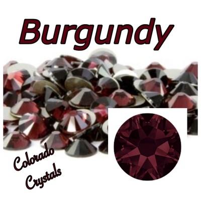 Burgundy 7ss 2058