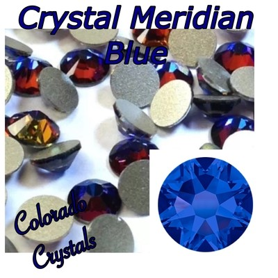Meridian Blue (Crystal) 9ss 2058 Limited