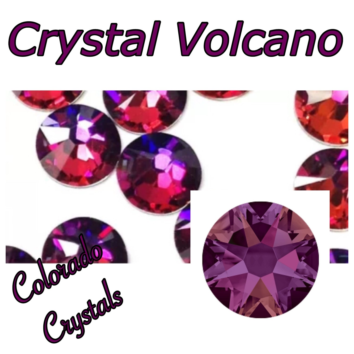 Volcano (Crystal) 20ss 2088 Limited