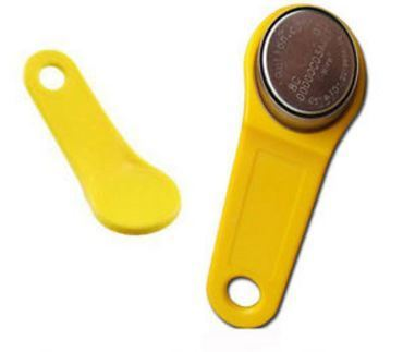Security Key (Yellow) - Technician Mode