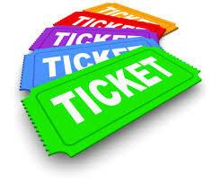 Sweet Heart Dance Raffle Tickets Raffle-Tickets