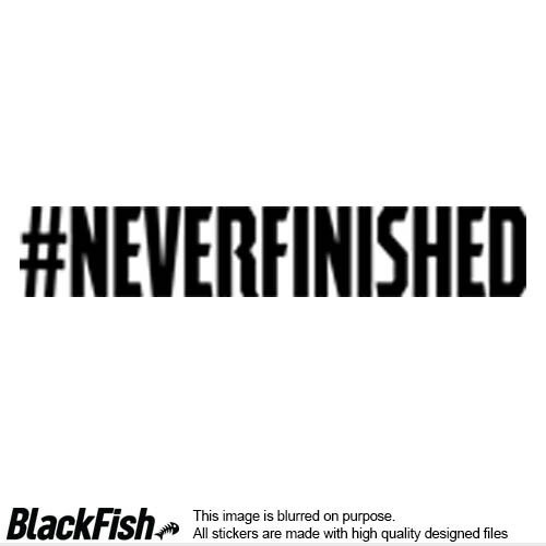 Neverfinished