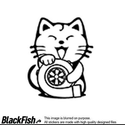 Lucky Turbo Cat