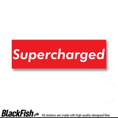 Supercharged - Supreme