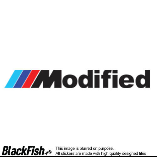 ///M Modified