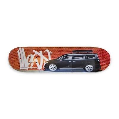 Skateboard Deco Deck - Illest