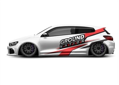 Livery GroundNation - Design #3