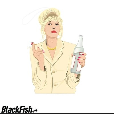 Air Refreshener - Patsy Absolutely Fabulous
