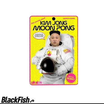 Air Refreshener - Kim Jong Moon Pong