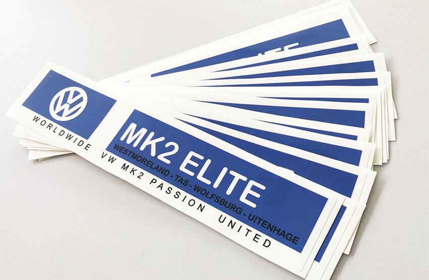 MK2 Elite - United Passion