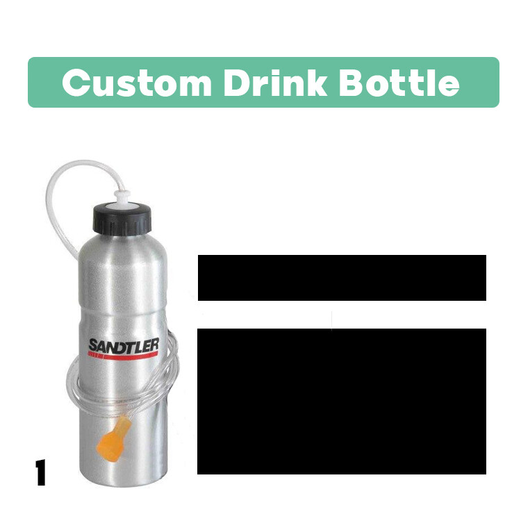 .Custom Drink Bottle