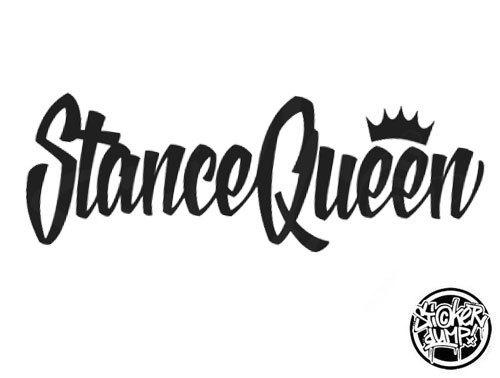 Window Streamer - Stance Queen
