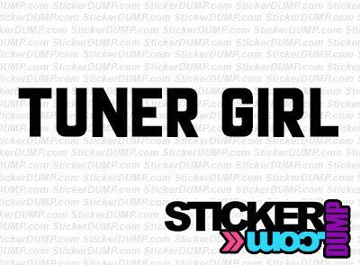 Tuner Girl