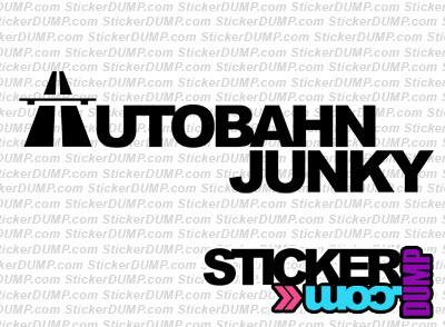 Autobahn Junky #1