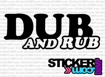 Dub And Rub