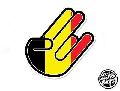 Shocker - Belgian Flag