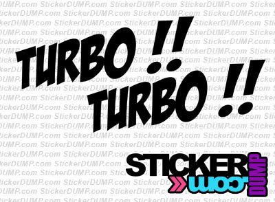 Turbo !! Turbo !!