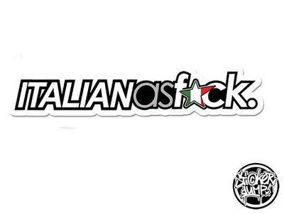 Italian as Fuck