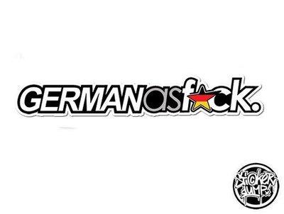 German as Fuck