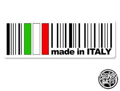 Made In Italy - rectangle