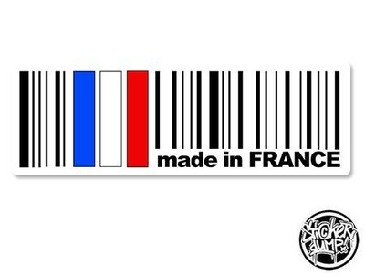 Made In France - rectangle