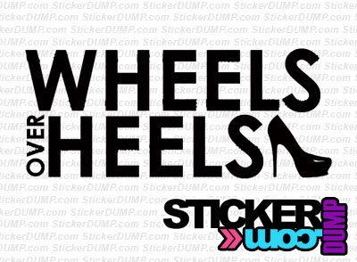 Wheels Over Heels