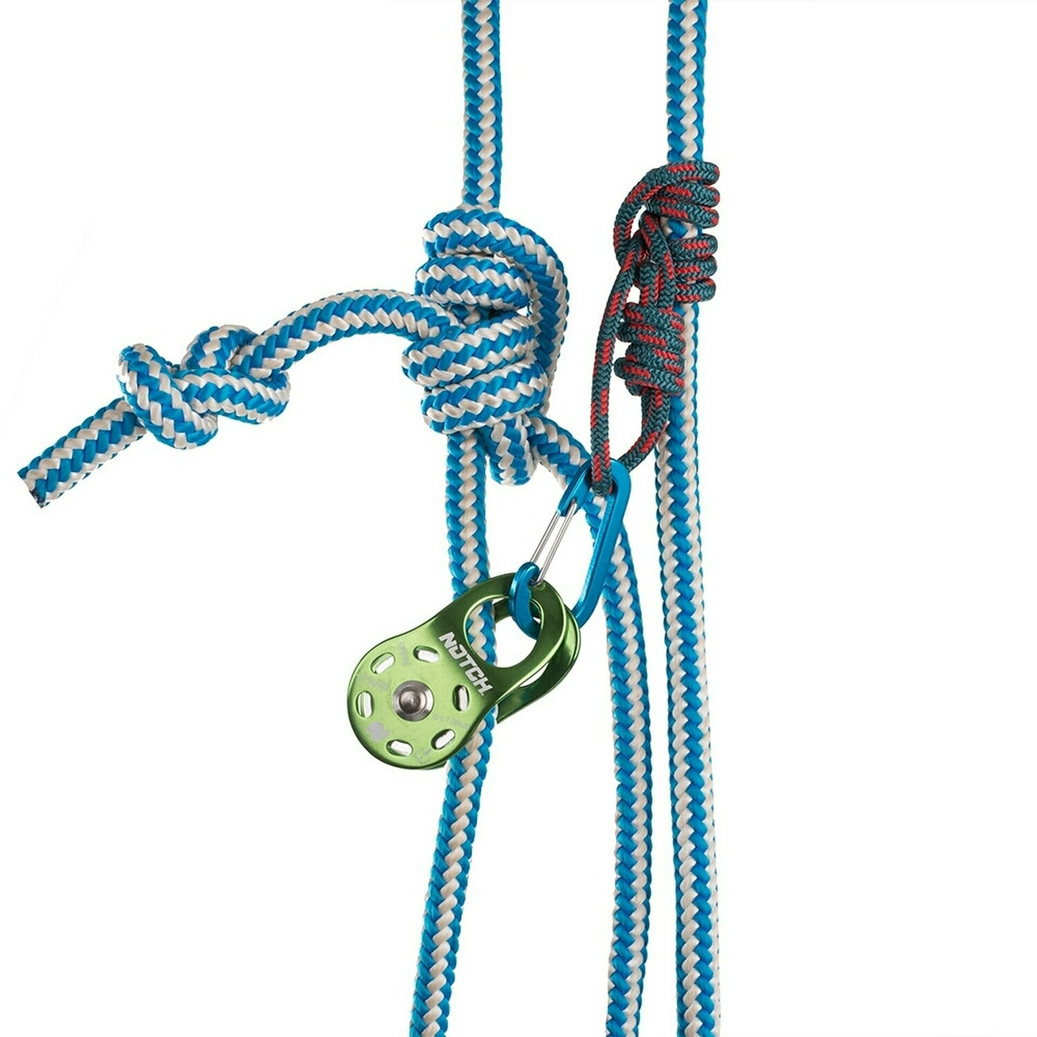 Notch Micro Pulley Combo