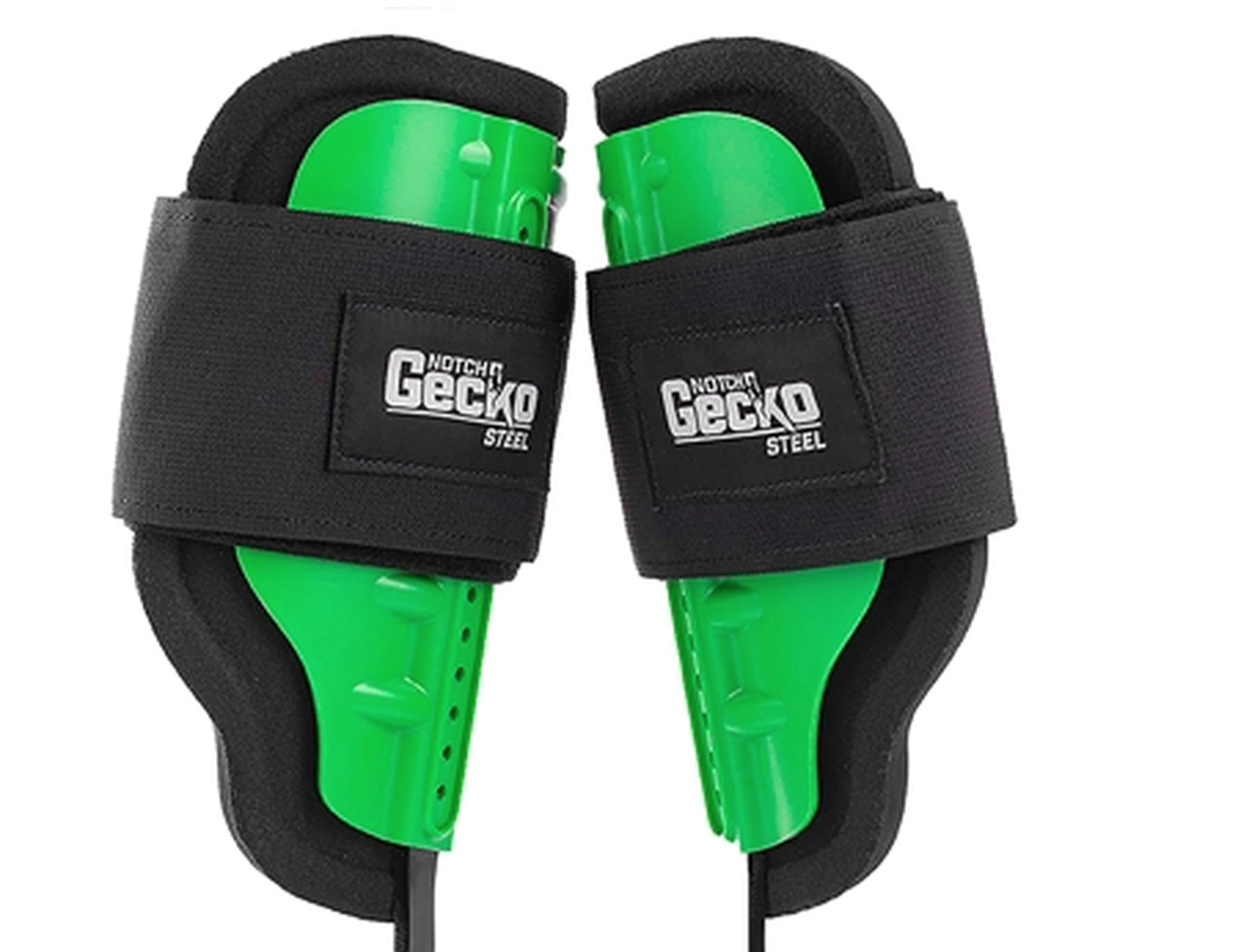 Notch Replacement Pads with Velcro Straps for Notch/Gecko Steel Climbers