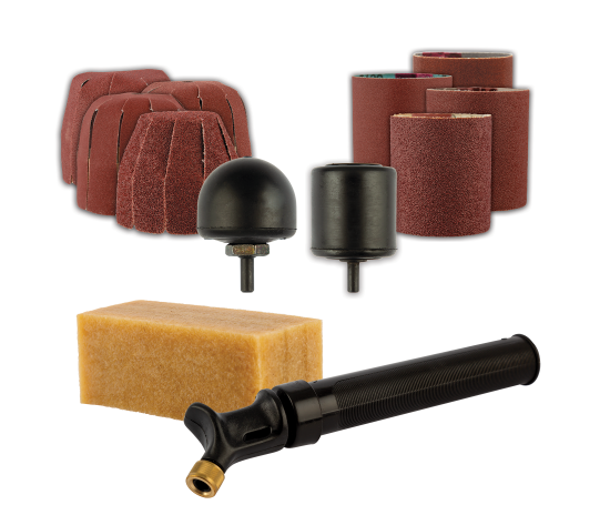 King Arthur Tools Sanding Kit (for Round and Drum Sanders)