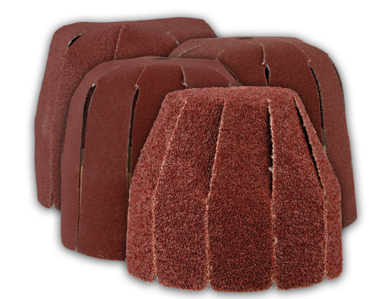 King Arthur Tools 4 Assorted Round Sleeves. 60, 120, 180, 320 grit.