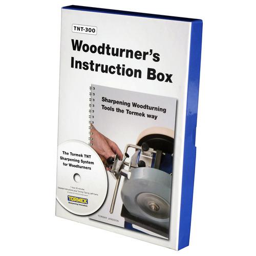 Woodturner's Instruction Box