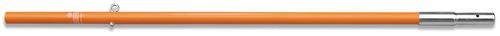 Fiberglass head pole