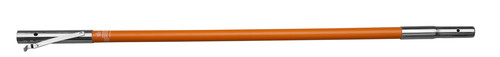 6' Fiberglass mid-pole (male and female coupling)