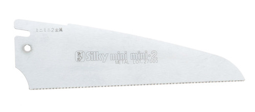 MINI-MINI 2 (Metal X-Fine Teeth) Extra blade