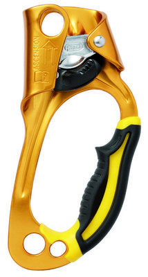 ASCENSION Handled rope clamp: righthanded