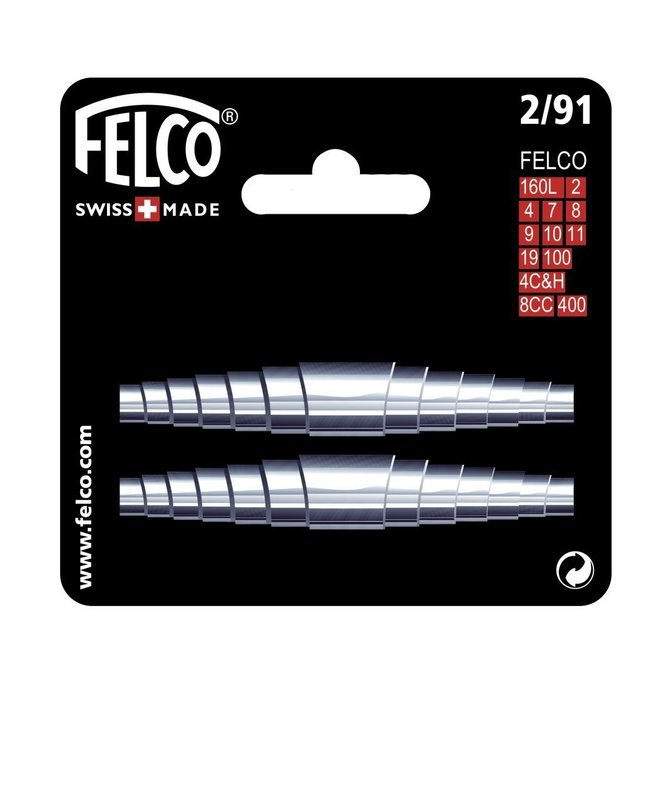 Replacement Springs for FELCO F2, F4, F7, F8, F9, F10, F50, F51, F100, F160L