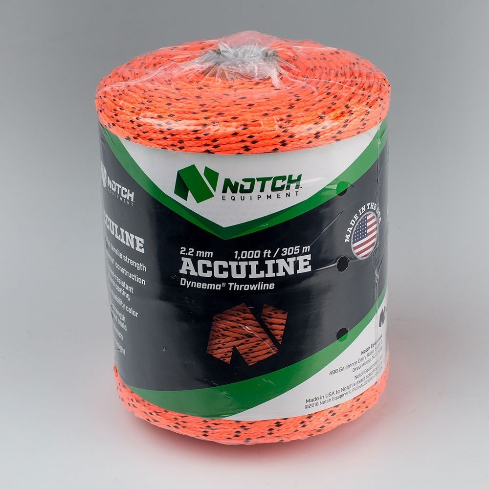 Notch AccuLine Throwline 2.2mm 1000ft