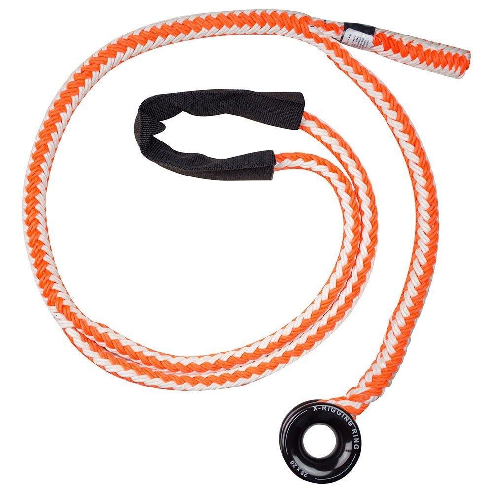 Notch X-Rigging Ring Whoopie Sling 3-5 ft—Large ring, 1/2 in tREX sling