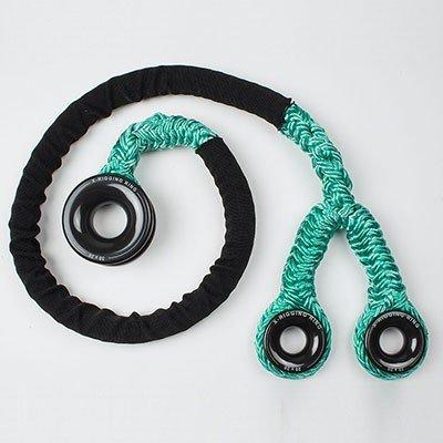 Notch X-Rigging Ring Triple Sling—2 Large rings, 1 XL ring, 3/4 in Tenex sling