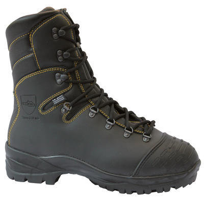 Ontario II Semi-Rigid Forestry Shoes with a Breathable Membrane