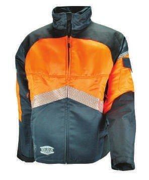 Authentic Work Jacket—Grey/Orange