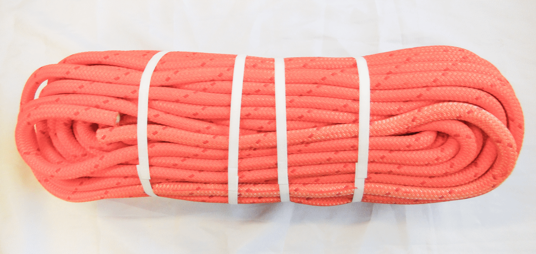 Portland Braid 16mm Orange Rigging Rope